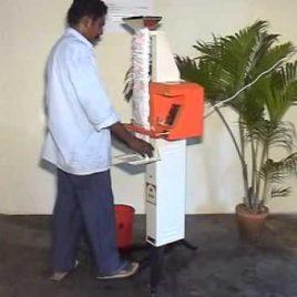 Milk and Liquid packing machine